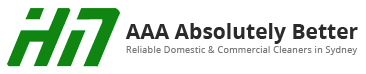 AAA Cleaning Services Logo